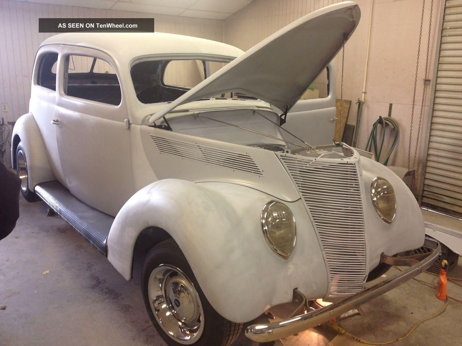 1937 Ford 2 Door Slant Back Other photo