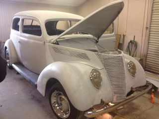 1937 Ford 2 Door Slant Back photo