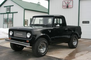 1967 Scout 800 photo