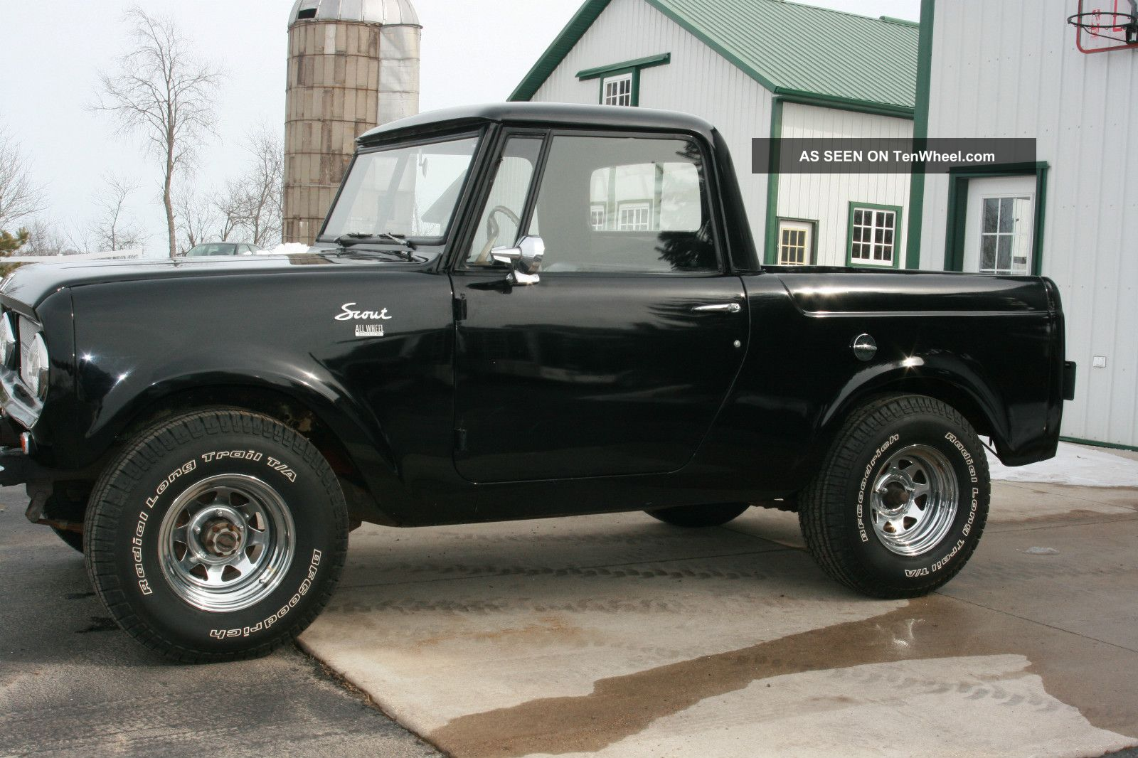 1967 Scout 800