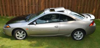 2002 Mercury Cougar V6, , ,  Windows,  Locks,  Cruise,  Looks Good photo