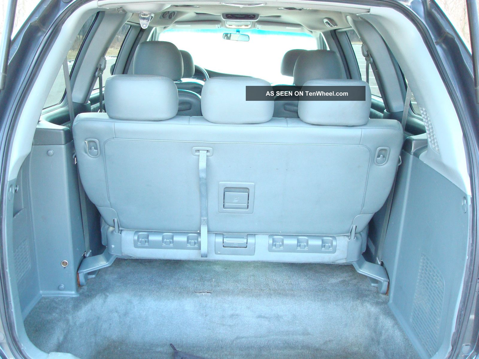 2004 honda odyssey ex dvd 3rd row. Black Bedroom Furniture Sets. Home Design Ideas