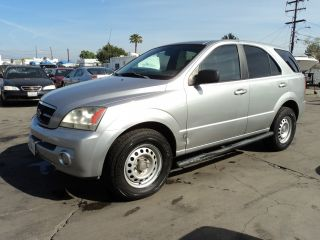 2003 Kia Sorento Lx Sport Utility 4 - Door 3.  5l, photo