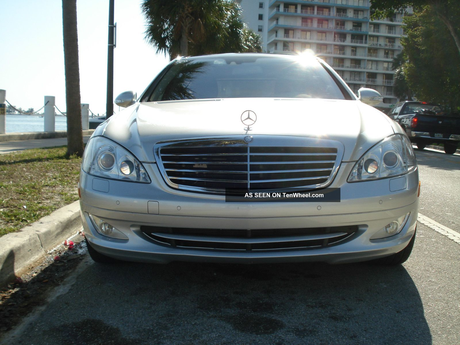 2009 mercedes benz s550 sedan 5 5l all options 2 for Mercedes benz options
