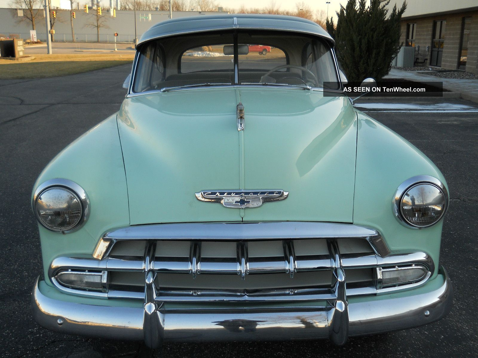 Chevy Deluxe Excellent Unrestored Condition Garage Kept Tennessee Car Lgw