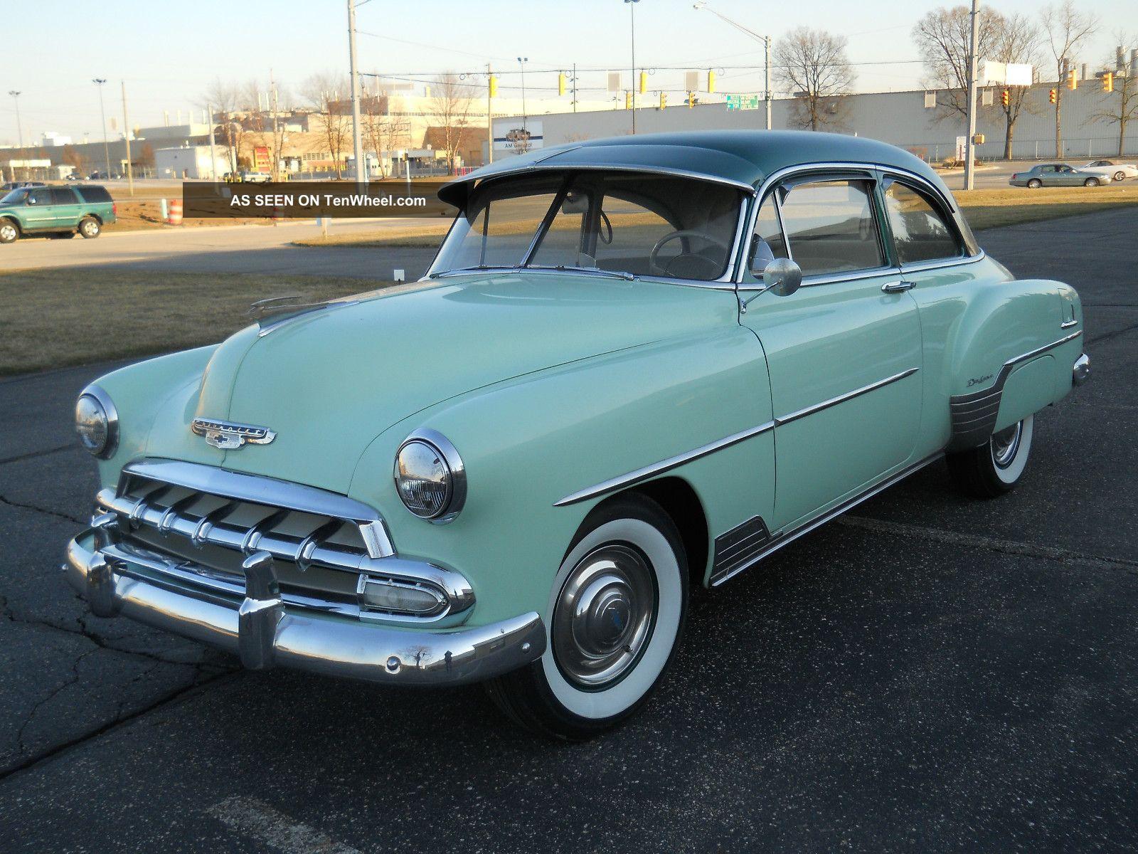 1952 chevrolet 4 door sedan autos post for 1952 chevrolet 4 door sedan