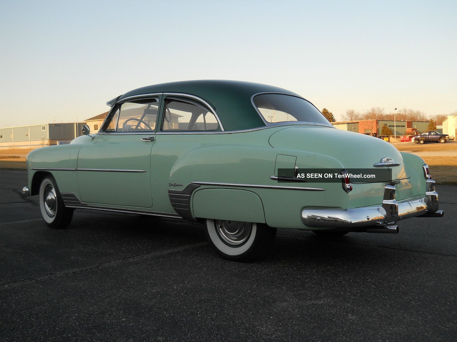 C F Fa B F E B A C moreover Chevrolet likewise Chevrolet Special Door Sedan furthermore Chevrolet Dealer Literature in addition Chevy Deluxe Excellent Unrestored Condition Garage Kept Tennessee Car Lgw. on 1952 chevy styleline deluxe 2 door sedan