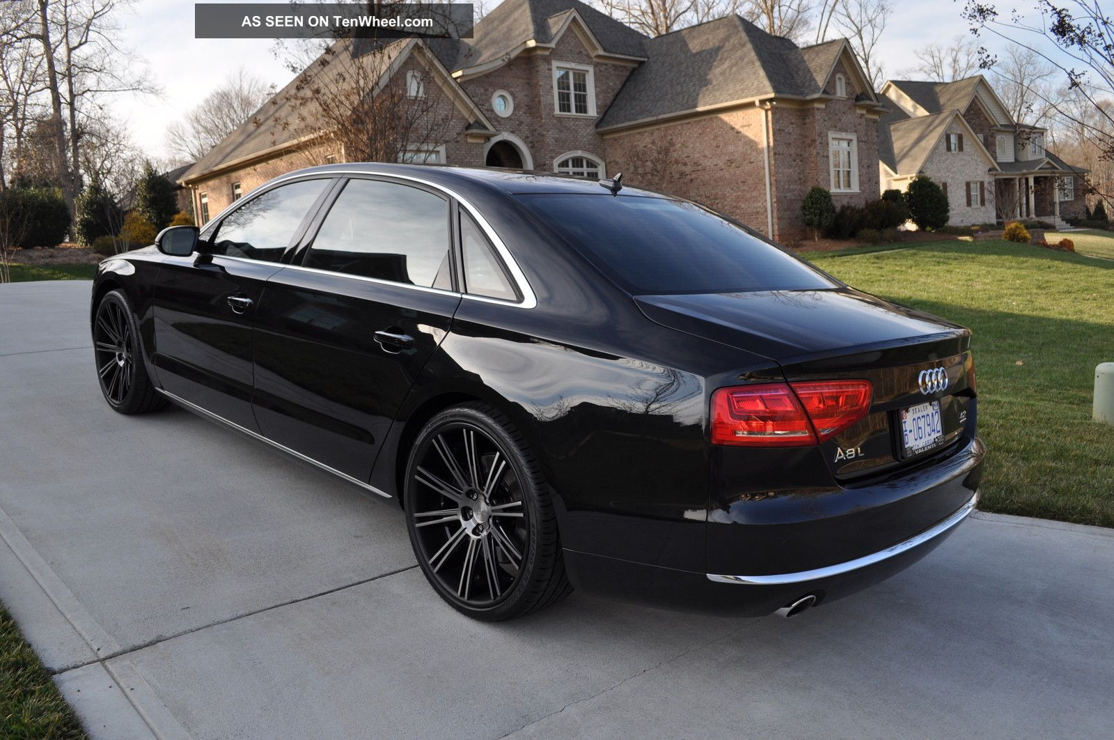2012 Audi A8 L Best On Ebay 7000 00 Wheels Celebrity Status