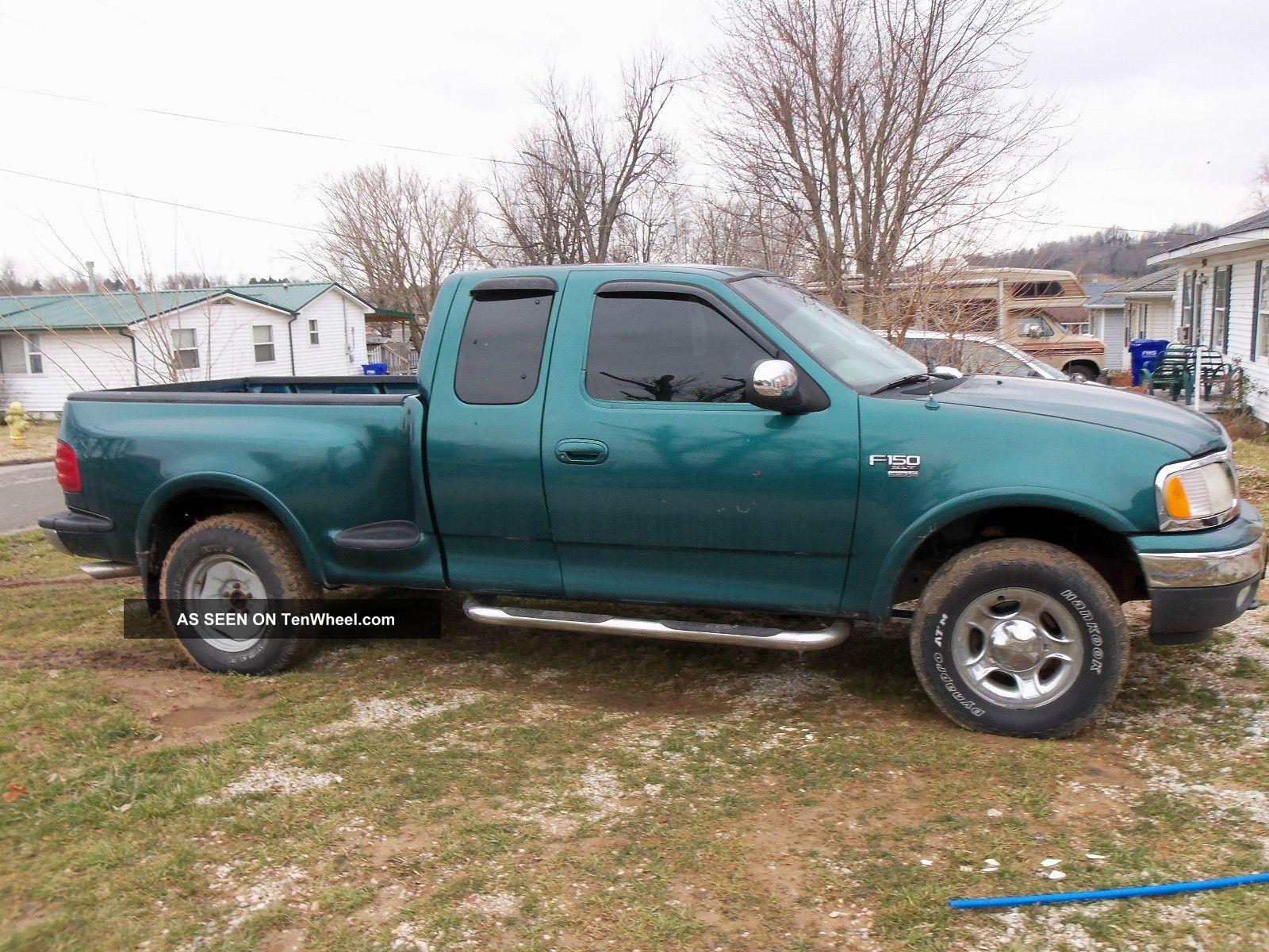 2000 ford f150 truck