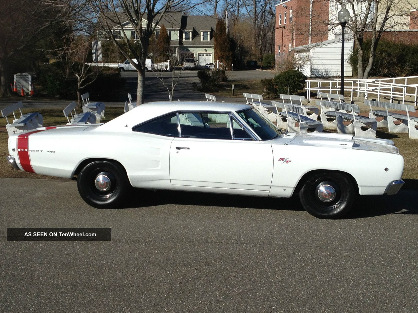 1968 Dodge Coronet 440 R / T Clone Real Mopar Classic Muscle Car Coronet photo