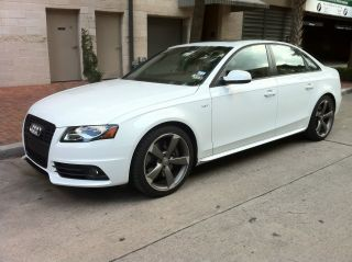 2012 Audi S4 Prestige / Titanium Package $43990 Reserve photo