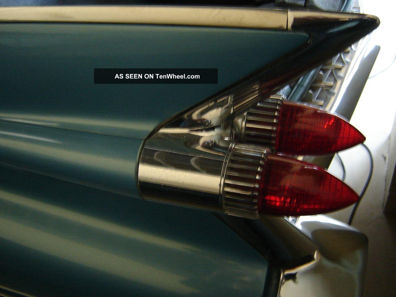 1959 Cadillac Coupe De Ville Other photo