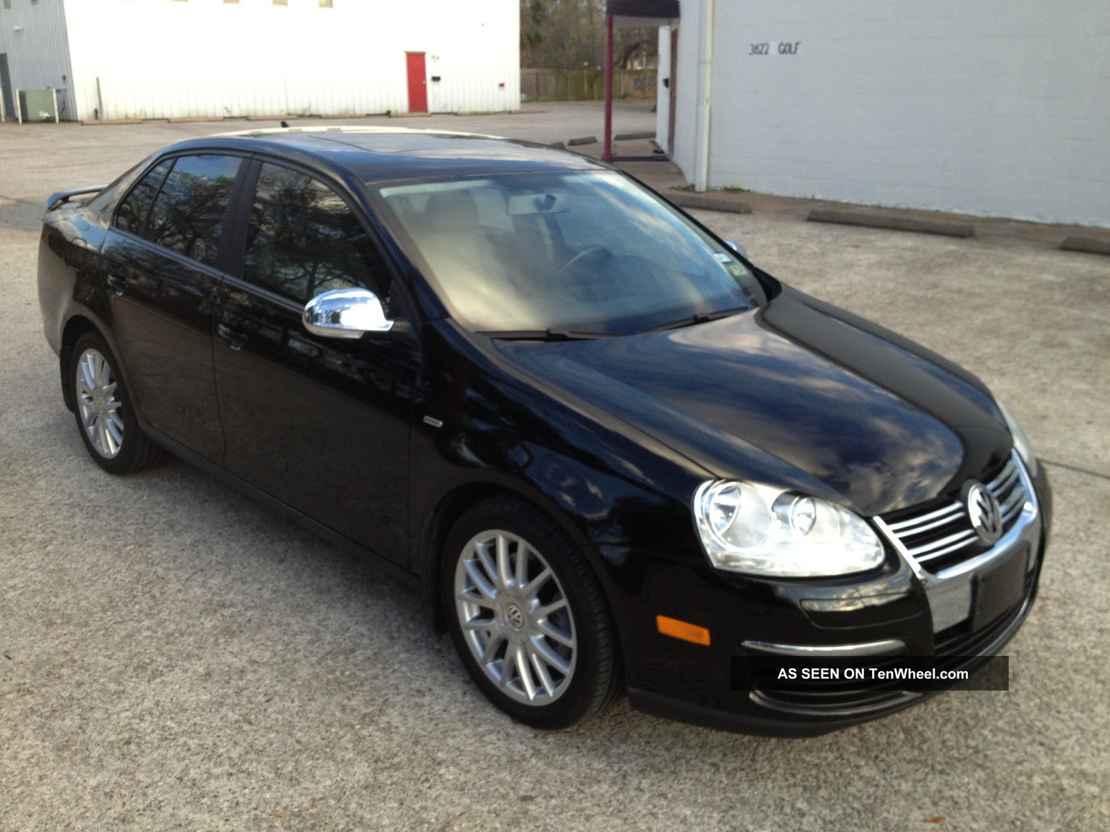 2008 volkswagen jetta wolfsburg edition sedan 4 door 2. Black Bedroom Furniture Sets. Home Design Ideas