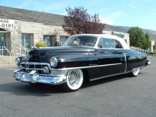 1950 Cadillac Series 62 Convertible photo