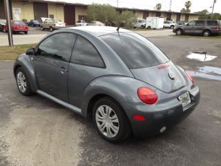 2002 Vw Beetle Tdi Gls Auto photo