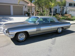 1962 Oldsmobile Starfire 2 Door Hardtop (not) Repainted One Time photo