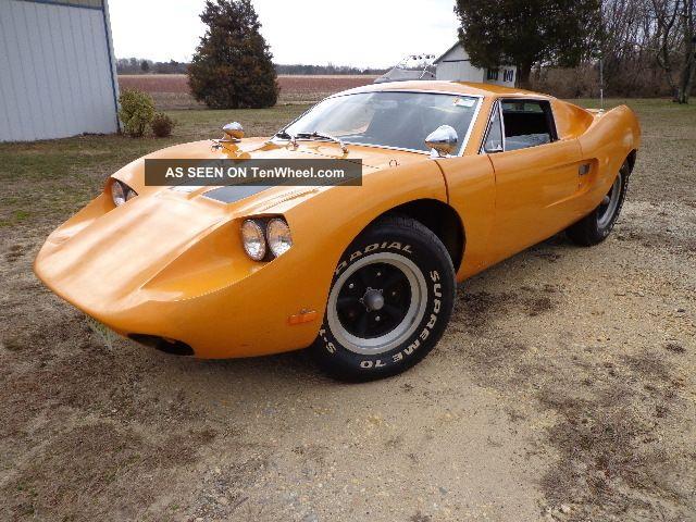 Fiberfab Avenger Gt12 Kit Car 1967 Replica Replica/Kit Makes photo