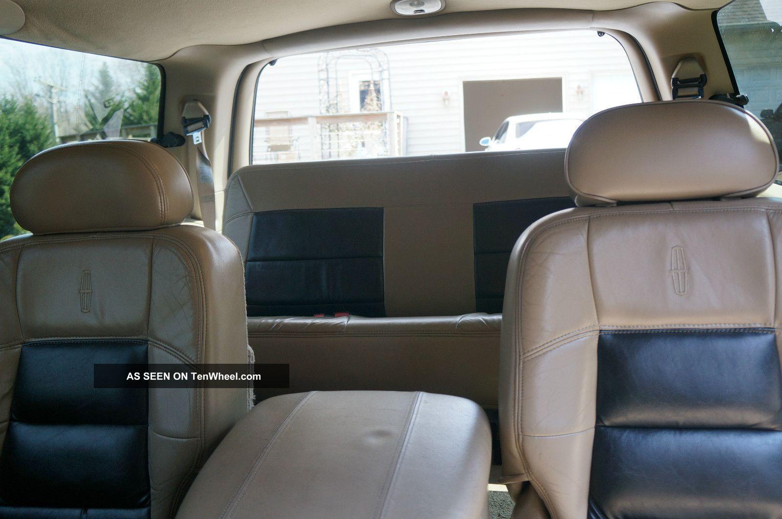 2000 lincoln navigator limousine 2000 lincoln navigator interior