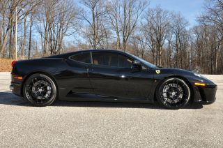 2007 Ferrari F430 F1 Berlinetta Hre Wheels Tubi Exhaust Brembo Gt Brake System photo