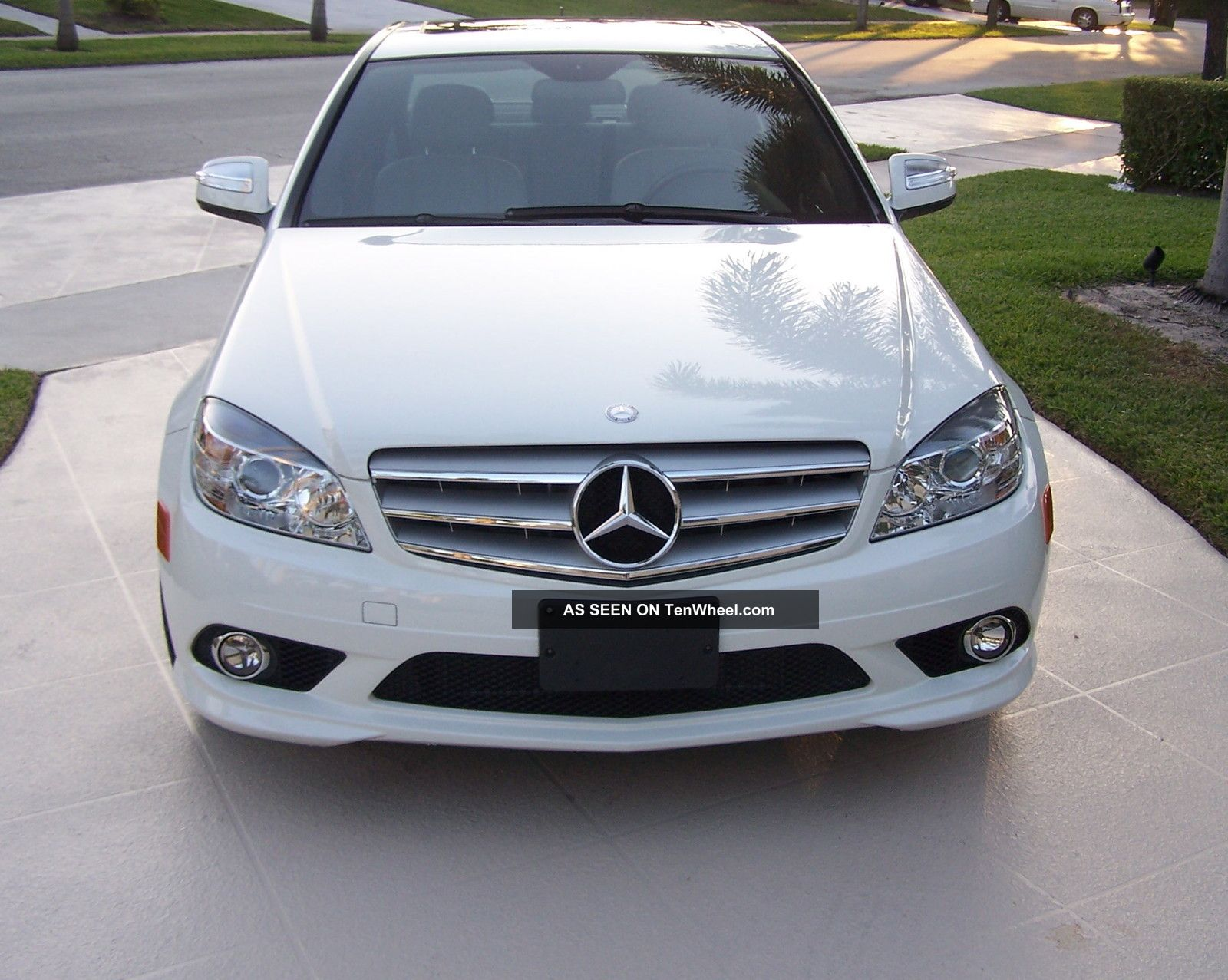 2009 mercedes c300 sport for Mercedes benz 2009 c300