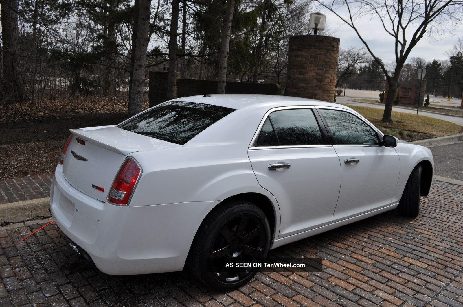 2012 Chrysler 300 Limited Sport Navi 20 S