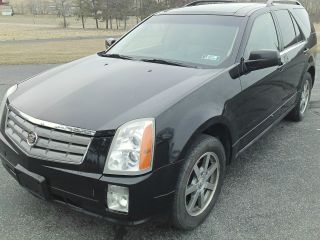 2004 Cadillac Srx Base Sport Utility 4 - Door 3.  6l Awd photo