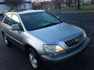 2001 Lexus Rx300 Base Sport Utility 4 - Door 3.  0l photo