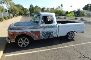 1966 Ford Short Bed F100 (f - 100) photo