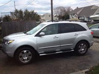 2007 Acura Mdx With Technology Package.  Excellent photo