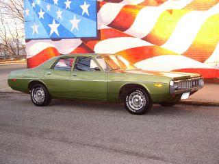 1972 Dodge Coronet - photo