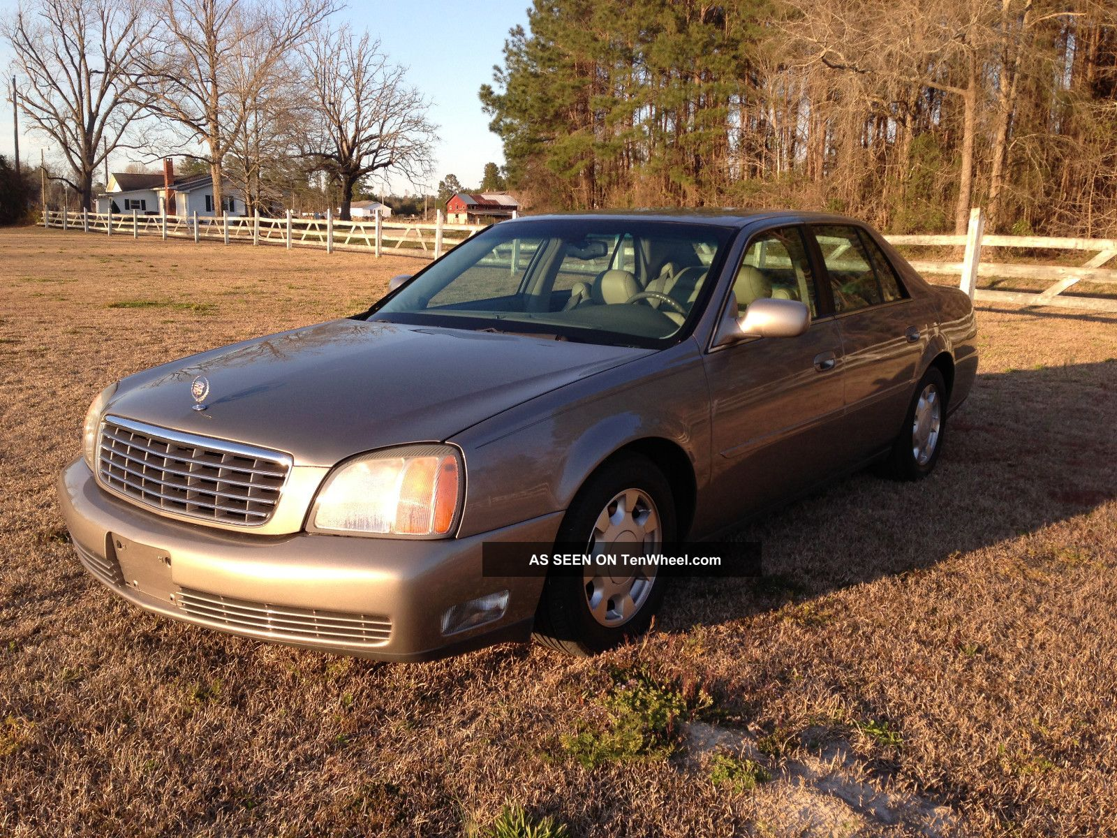 2000 champagne cadillac deville cold a c hot heat. Cars Review. Best American Auto & Cars Review