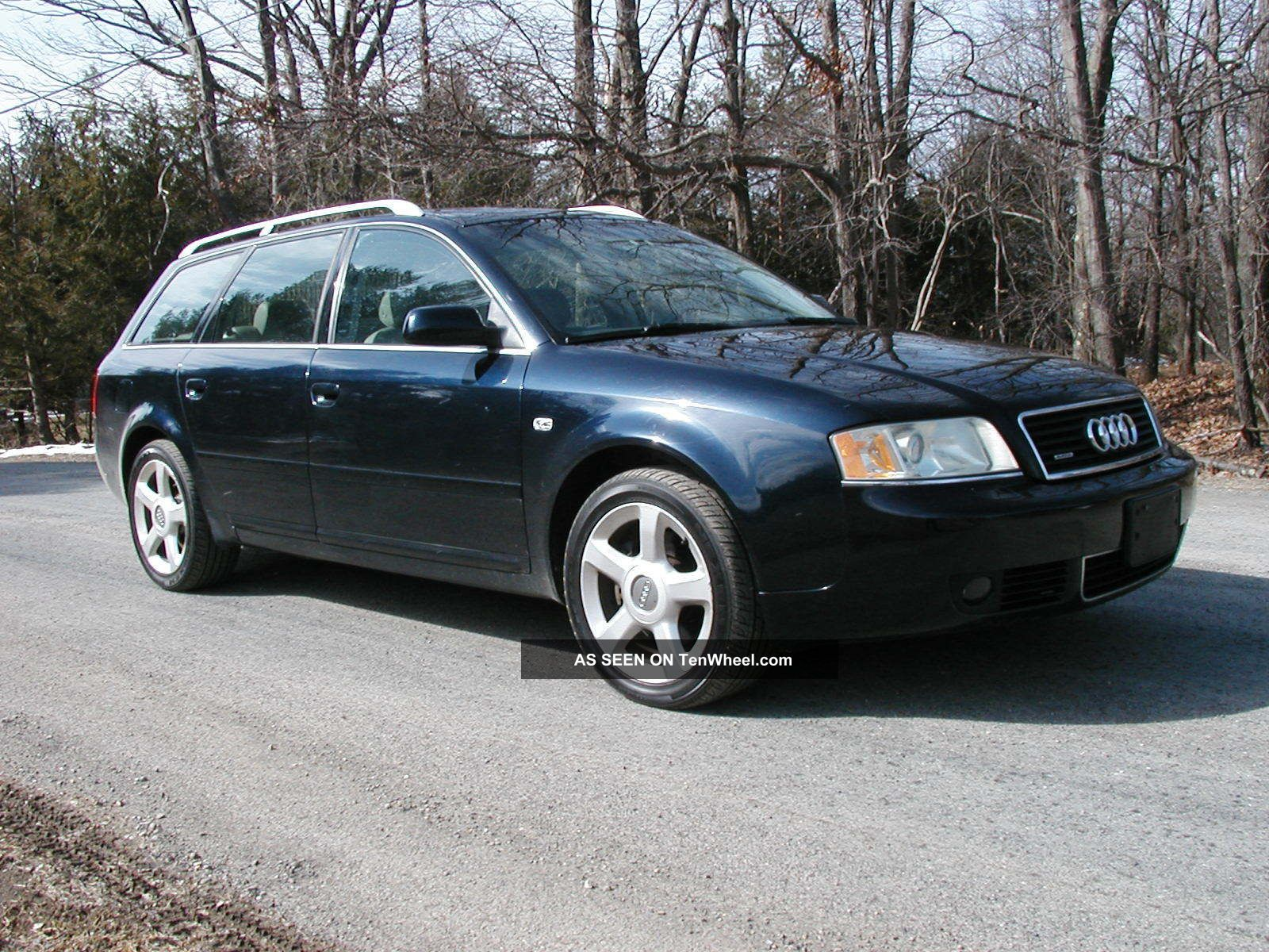 2004 audi a6 avant 1 8 t quattro related infomation. Black Bedroom Furniture Sets. Home Design Ideas