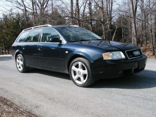 2004 Audi A6 Quattro Avant Wagon 4 - Door 3.  0l Female Owned Very Look photo