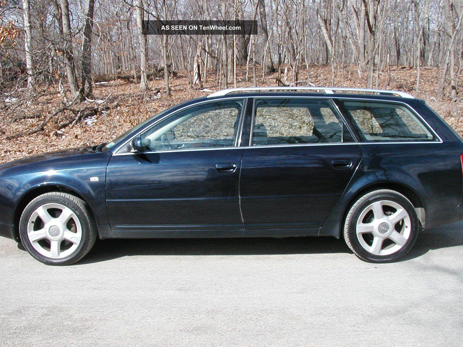 2004 audi a6 quattro avant wagon 4 door 3 0l female. Black Bedroom Furniture Sets. Home Design Ideas