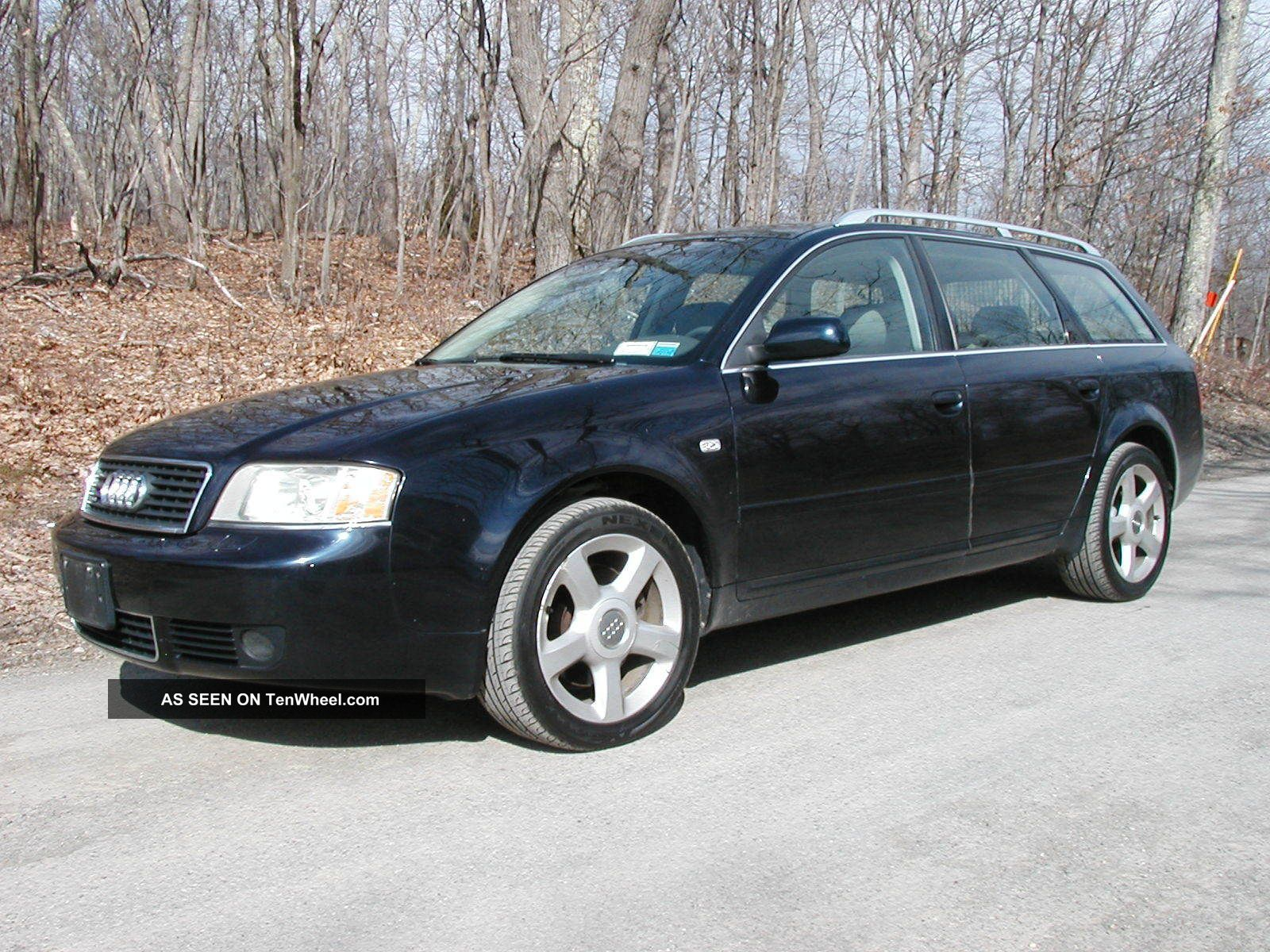 2004 audi a6 quattro avant wagon 4 door 3 0l female owned very look. Black Bedroom Furniture Sets. Home Design Ideas