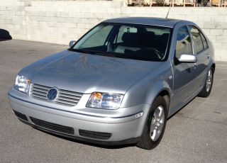 2004 Volkswagen Jetta Gls Tdi 4 - Door Sedan 1.  9l Diesel Vw Automatic photo