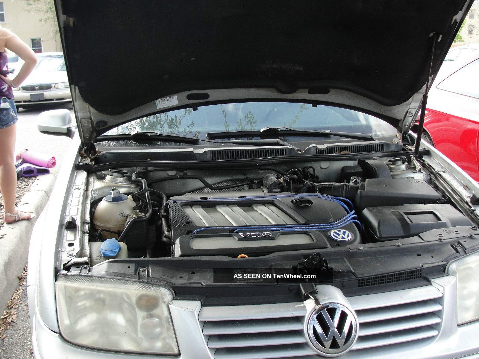 2000 Volkswagen Jetta Gls Sedan 4 - Door 2.  8l Jetta photo