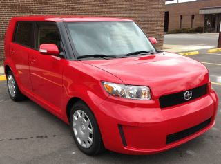 2009 Scion Xb Base Wagon 5 - Door 2.  4l photo