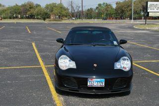 2004 Porsche Turbo Cabriolet With Custom 19