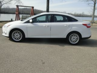 2012 Ford Focus Sel Factory Wheels And Car photo