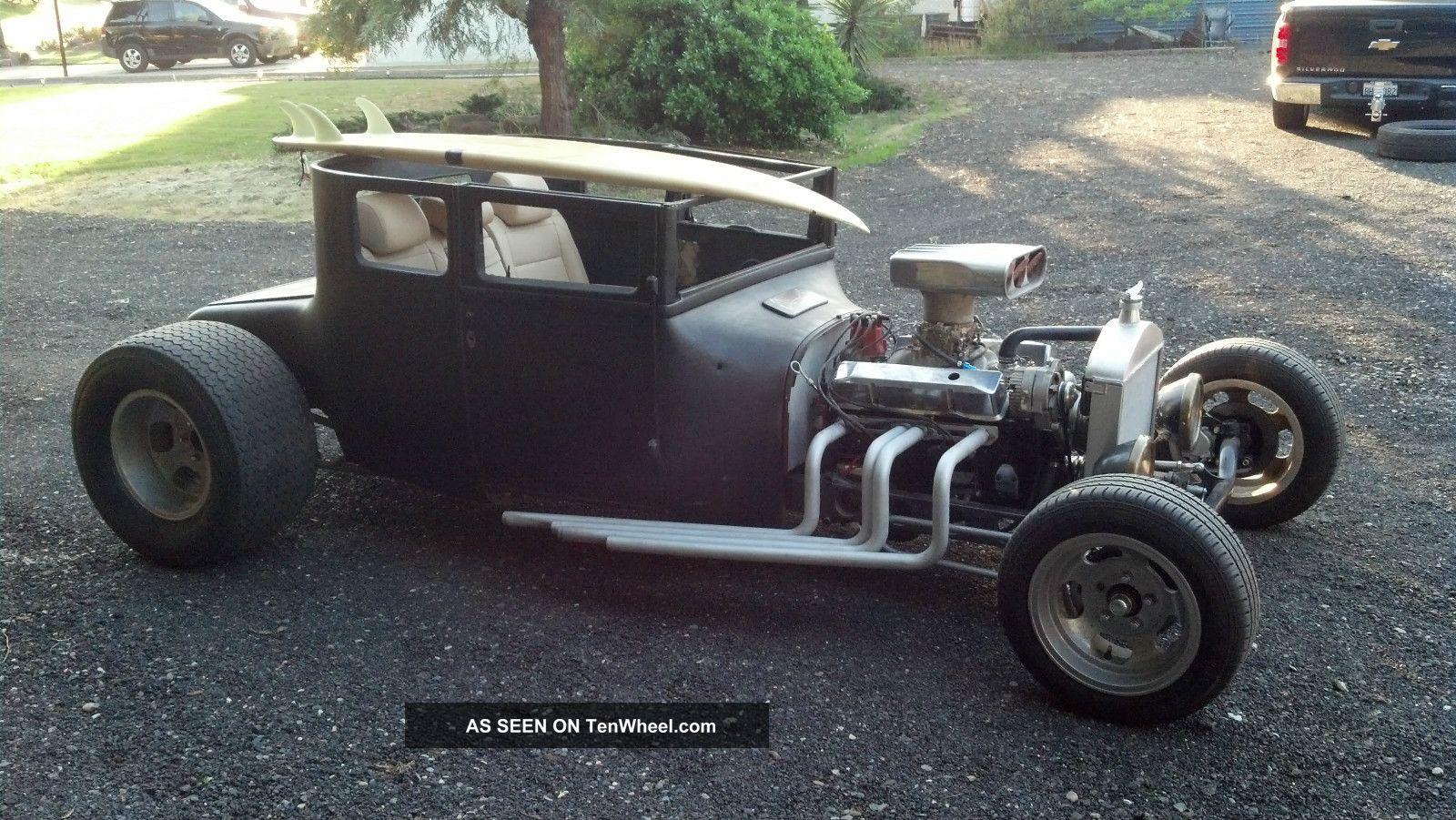 Ford Model T Rat Rod