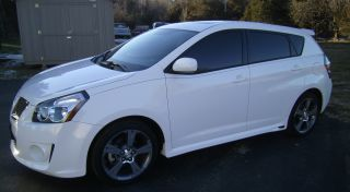 2009 Pontiac Vibe Gt / Toyota Matrix photo