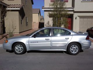 2002 Grand Am Se1 V6 Silver,  Loaded,  Good Cont,  Tires Good photo
