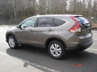 2013 Honda Cr - V photo