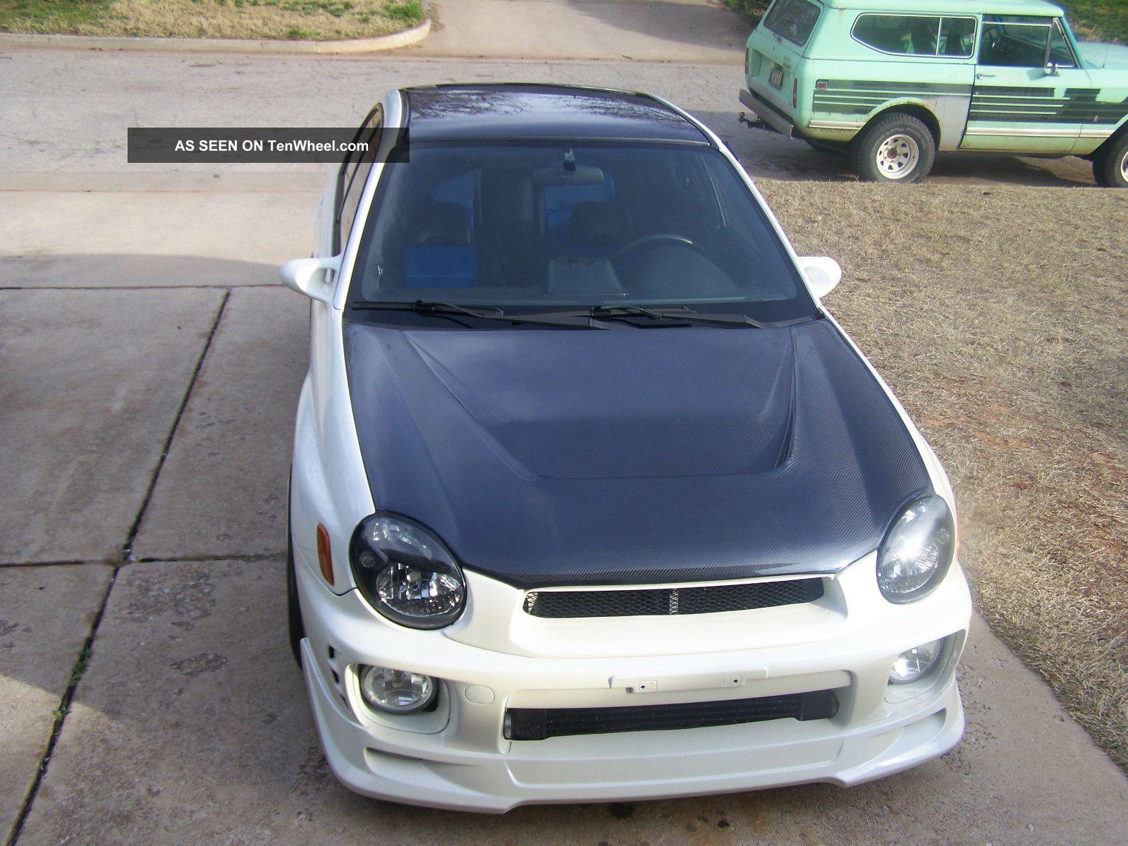 2002 Subaru Wrx Sti Complete Swap Show Car