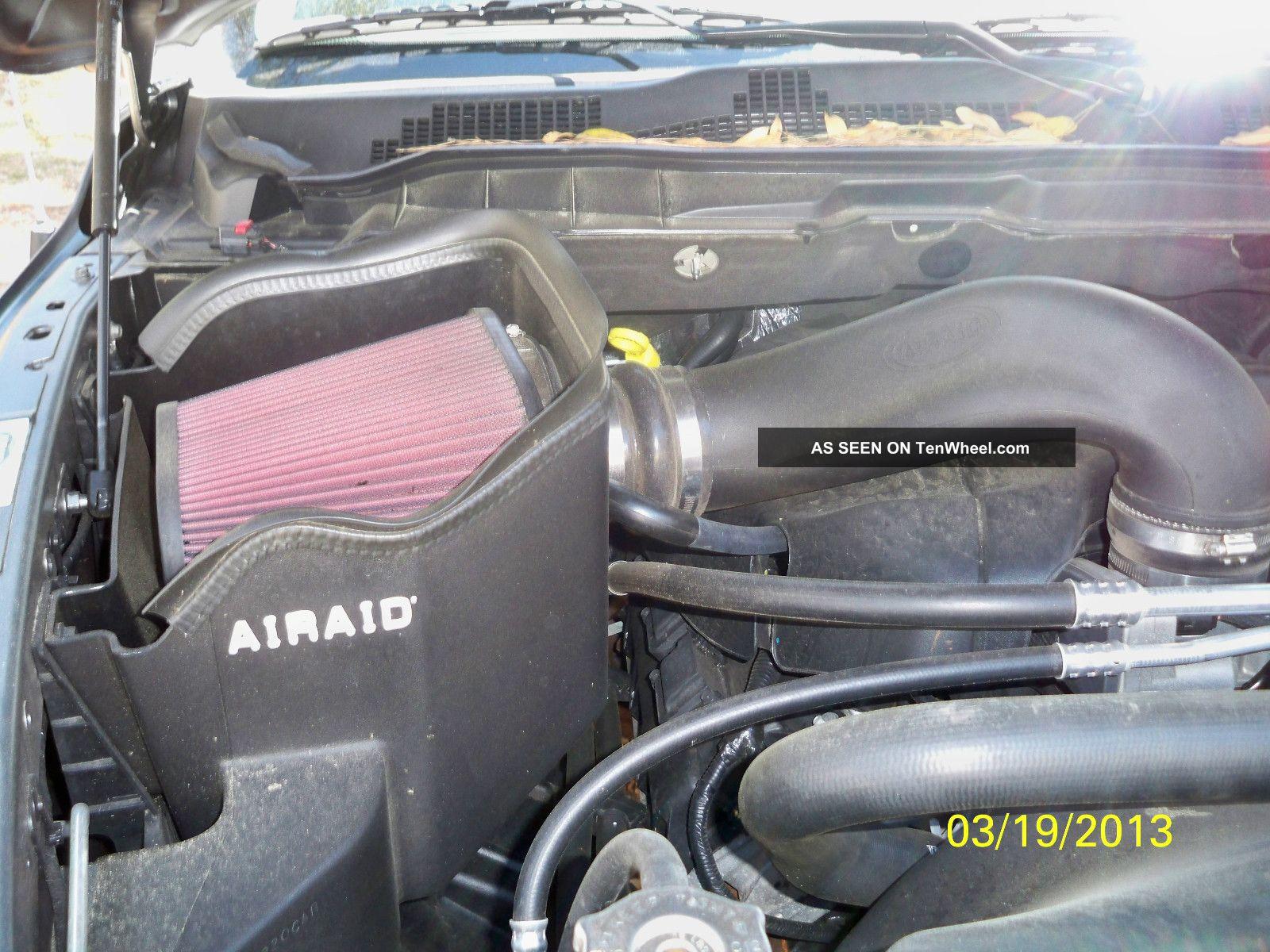 2012 Dodge Ram 1500 Express 4x2 Engine