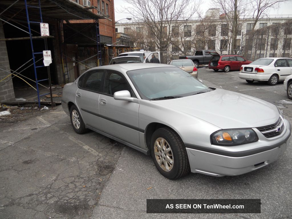 2003 chevrolet impala. Cars Review. Best American Auto & Cars Review