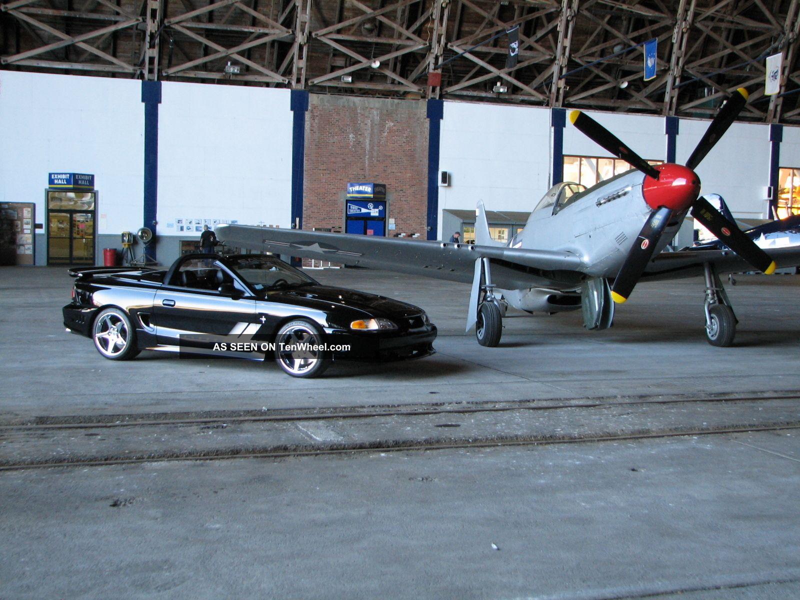 1998 Mustang Saleen S351 Speedster Convertable 98 011