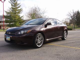 2009 Scion Tc Base Coupe 2 - Door 2.  4l photo