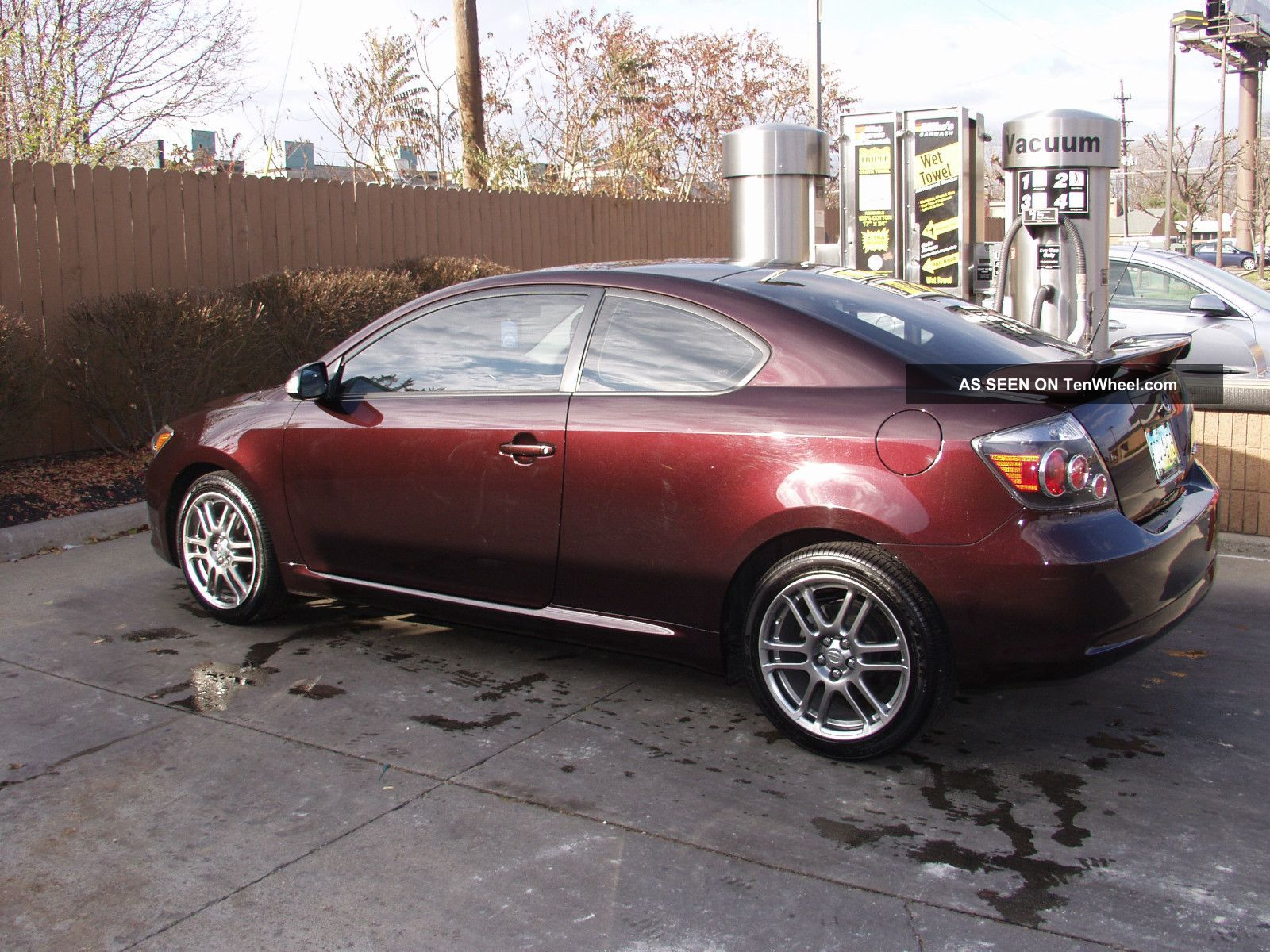 Scion Tc Base Coupe Door L Lgw